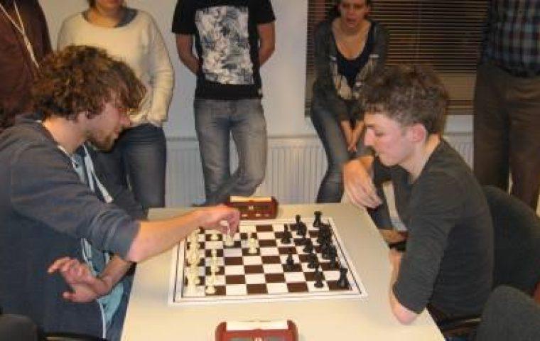 Lars Strolenberg wint het studentenkampioenschap 2016