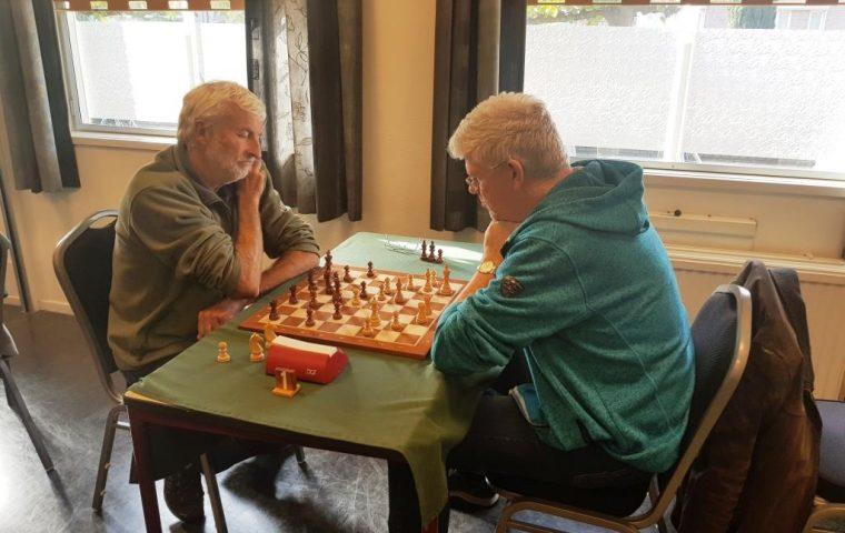 Wageningers domineren rapidtoernooi Rhenen