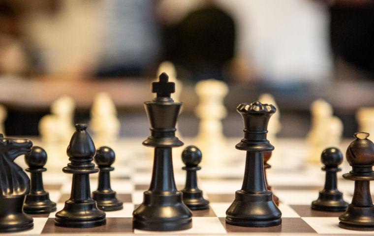 Zeven schakers met perfecte score