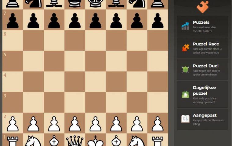 Sander en Frits aan kop in online toernooi
