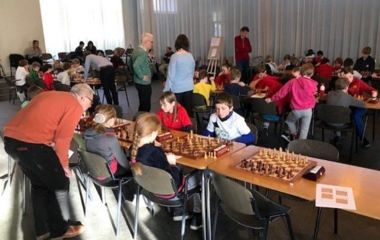 Schoolschaakkampioenschap dit jaar online