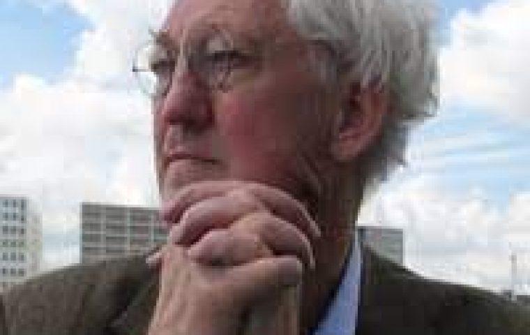 Gerrit Walstra postuum benoemd tot erelid