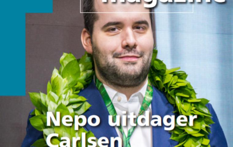 KNSB SchaakMagazine juni